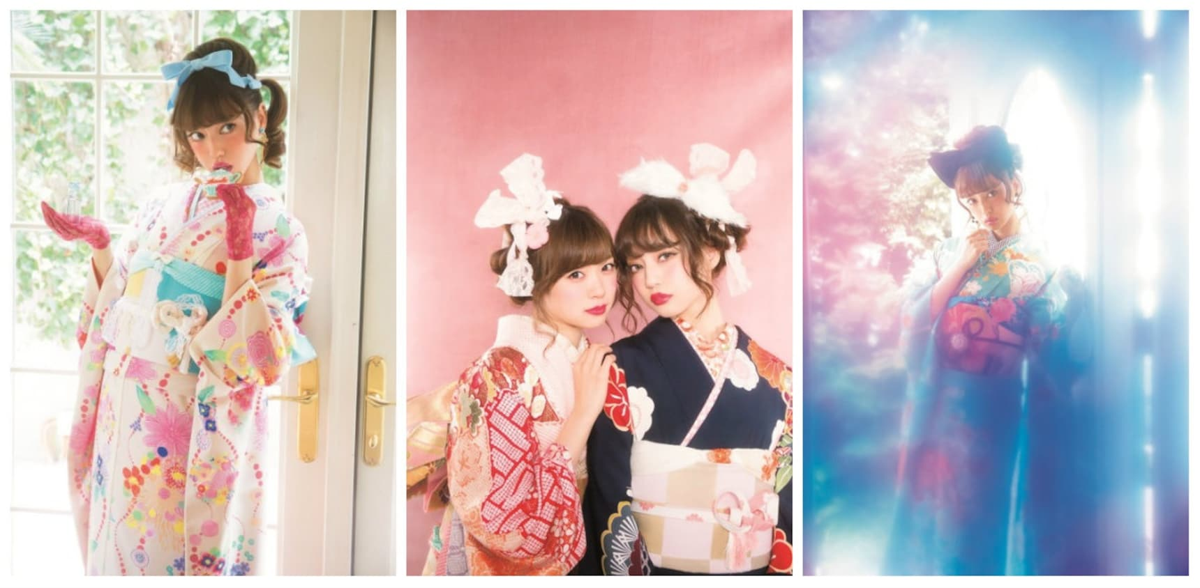 The Year of Kimono has Arrived!
