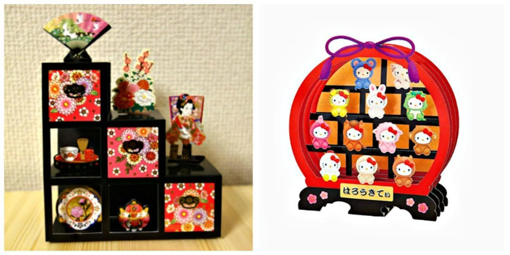 Sanrio Brings in the New Year with Hello Kitty