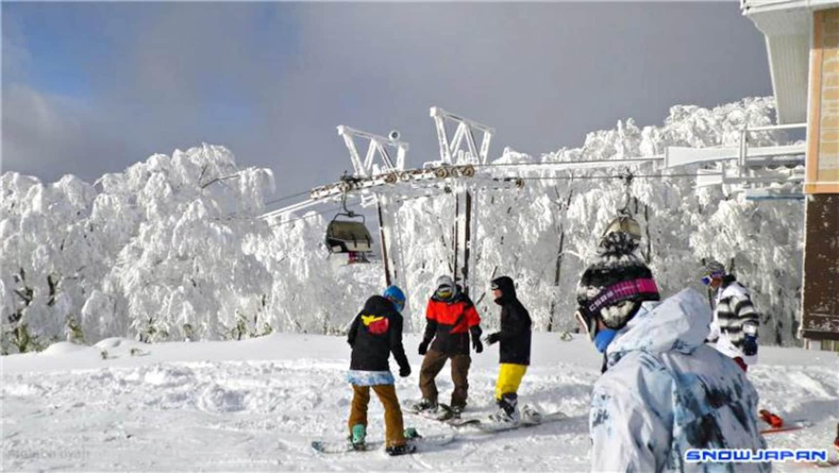 Fukushima Ski & Snowboard Guide