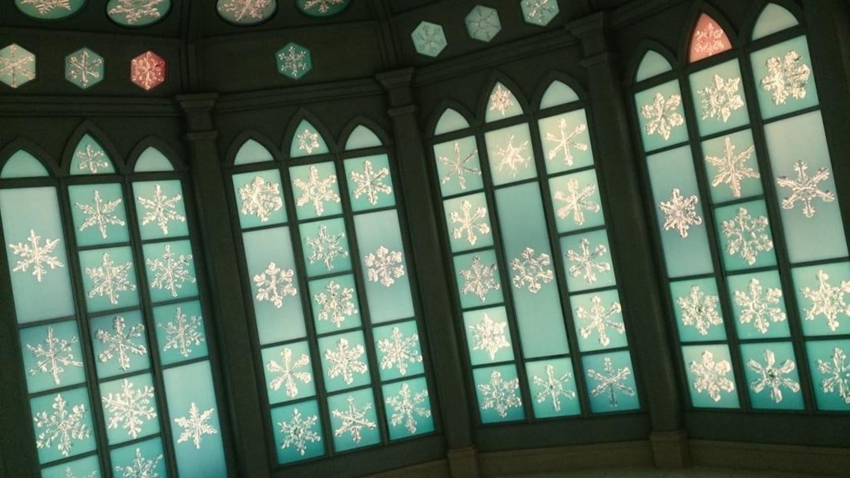 Visit Elsa's Frozen Castle in Hokkaido