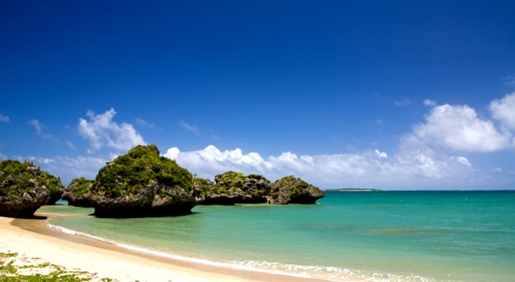Chase Away the Winter Blues in Okinawa
