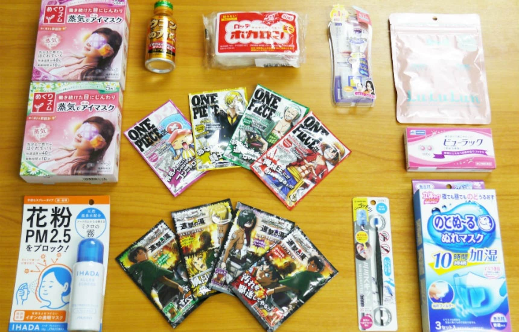 10 Oddly Wonderful Items in Japan's Drugstores