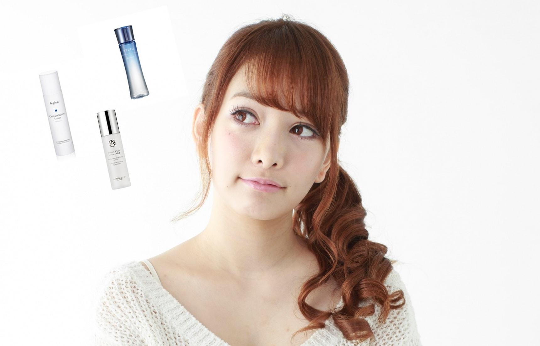日本20代女性人氣保養品大排行