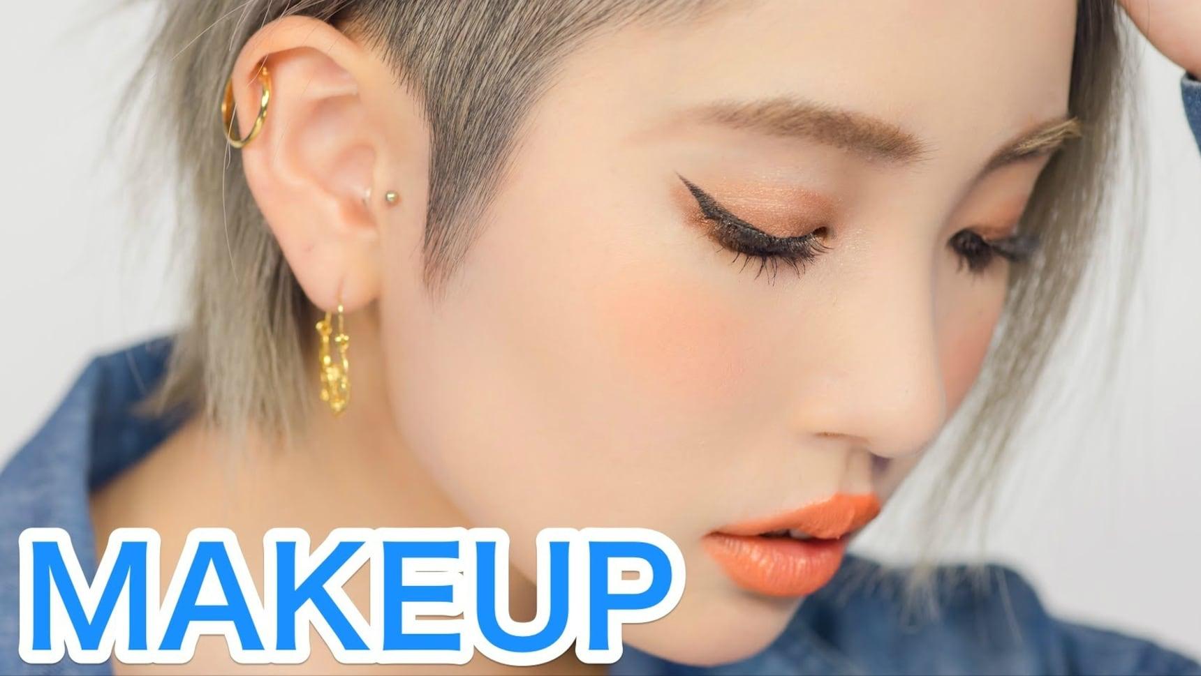 5种令人眼前一亮的日式美妆,附完整视频教程哦!