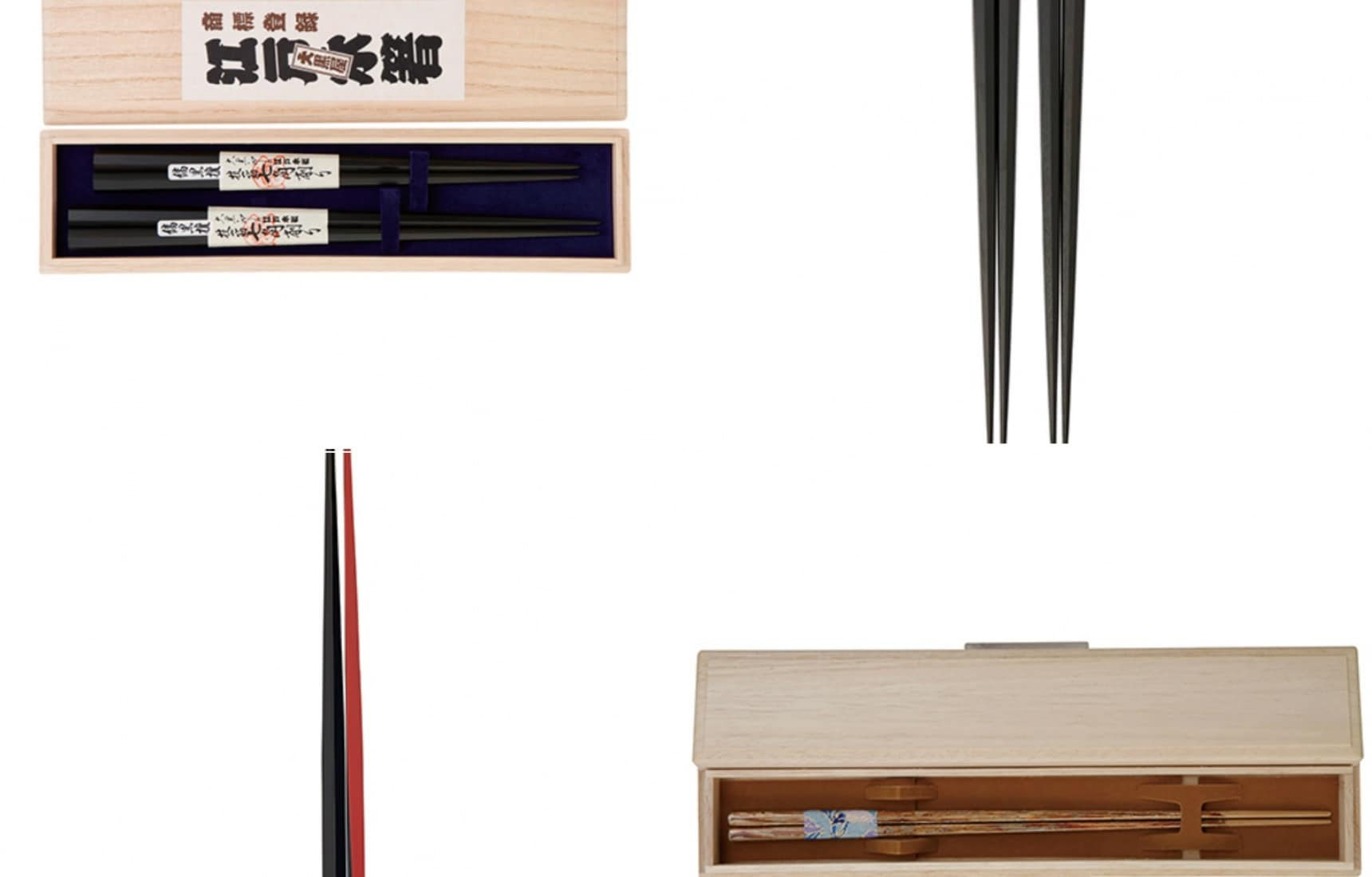 5 Expert-Level Chopstick Sets