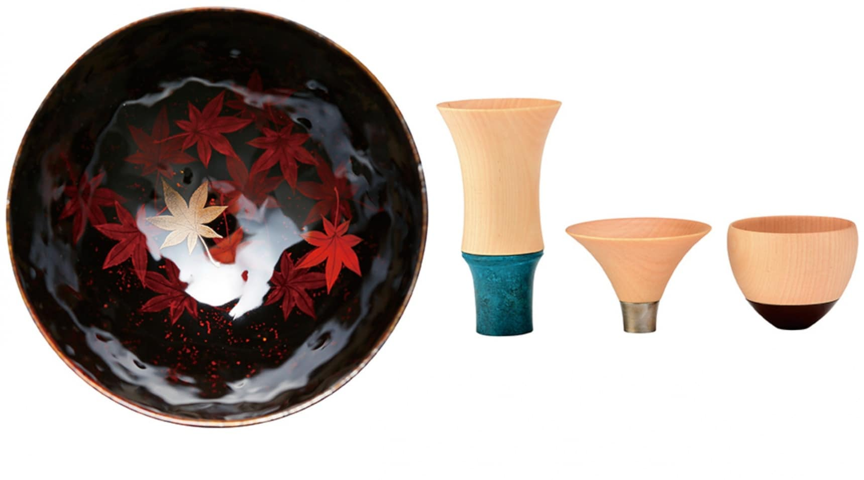 5 Distinctive Sake Cups