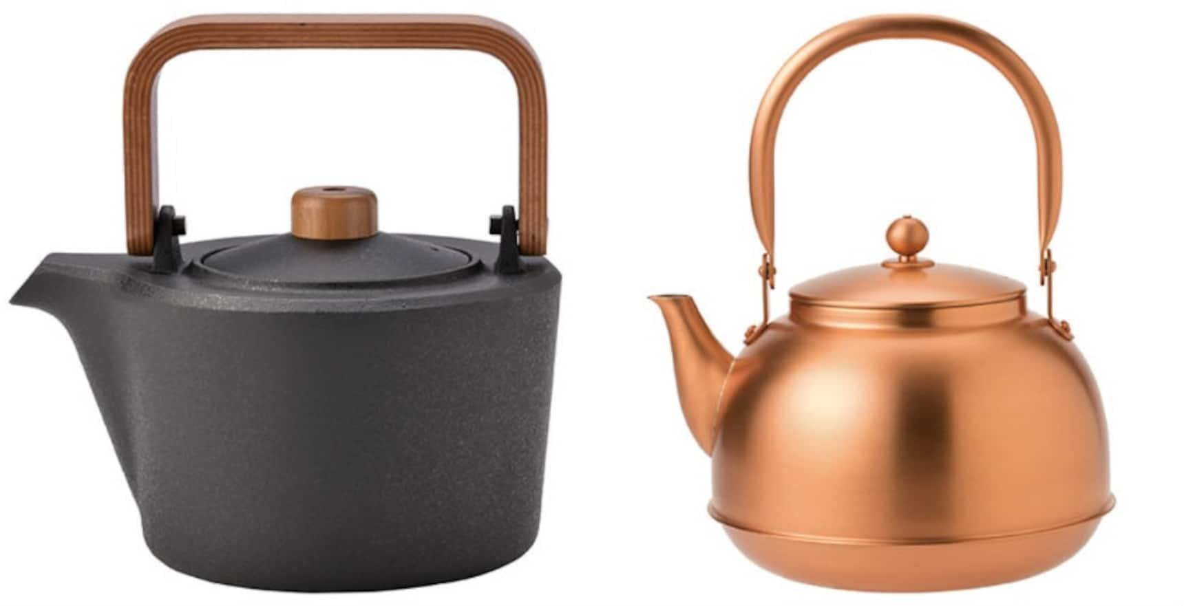 4 Incredible Kettles