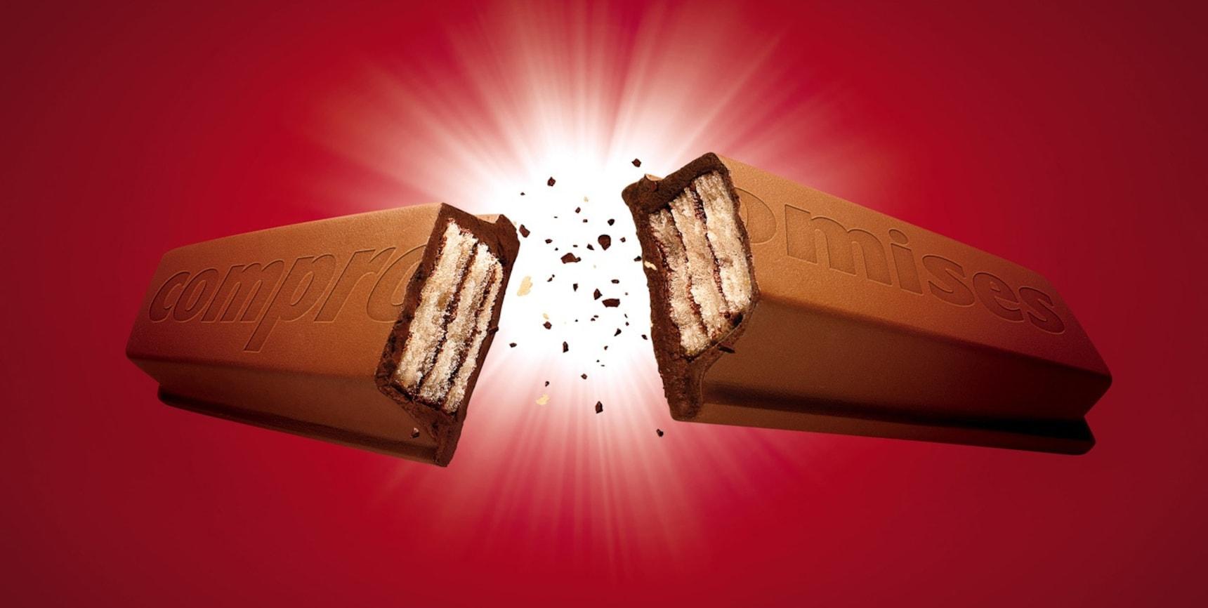我不是针对你,我是说,你们一定没有吃过这些口味的KitKat!