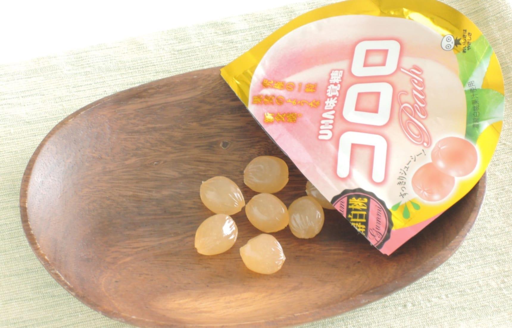 紅遍網路的5款日本糖果