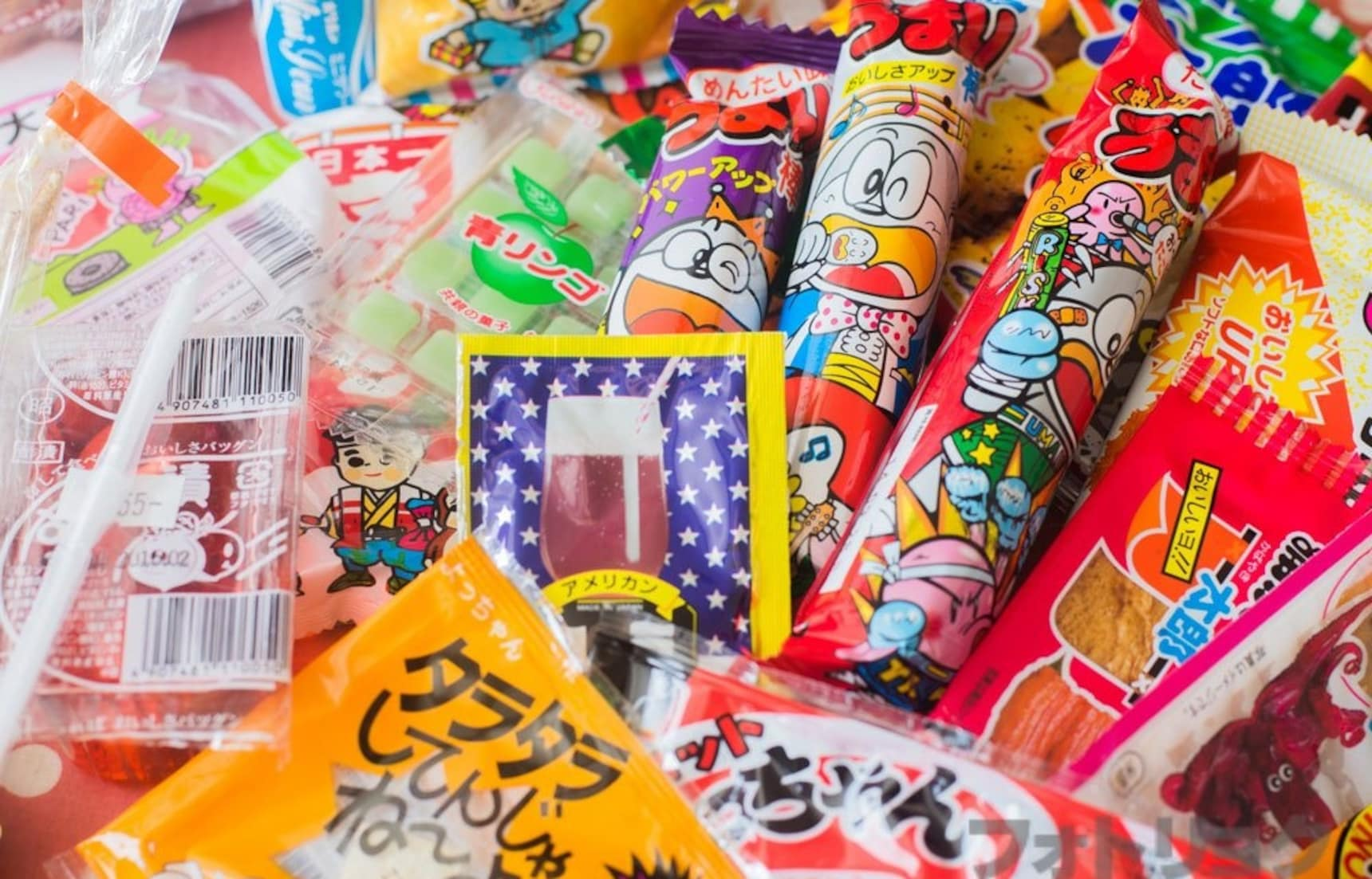 5 Nostalgic 'Dagashi' Treats