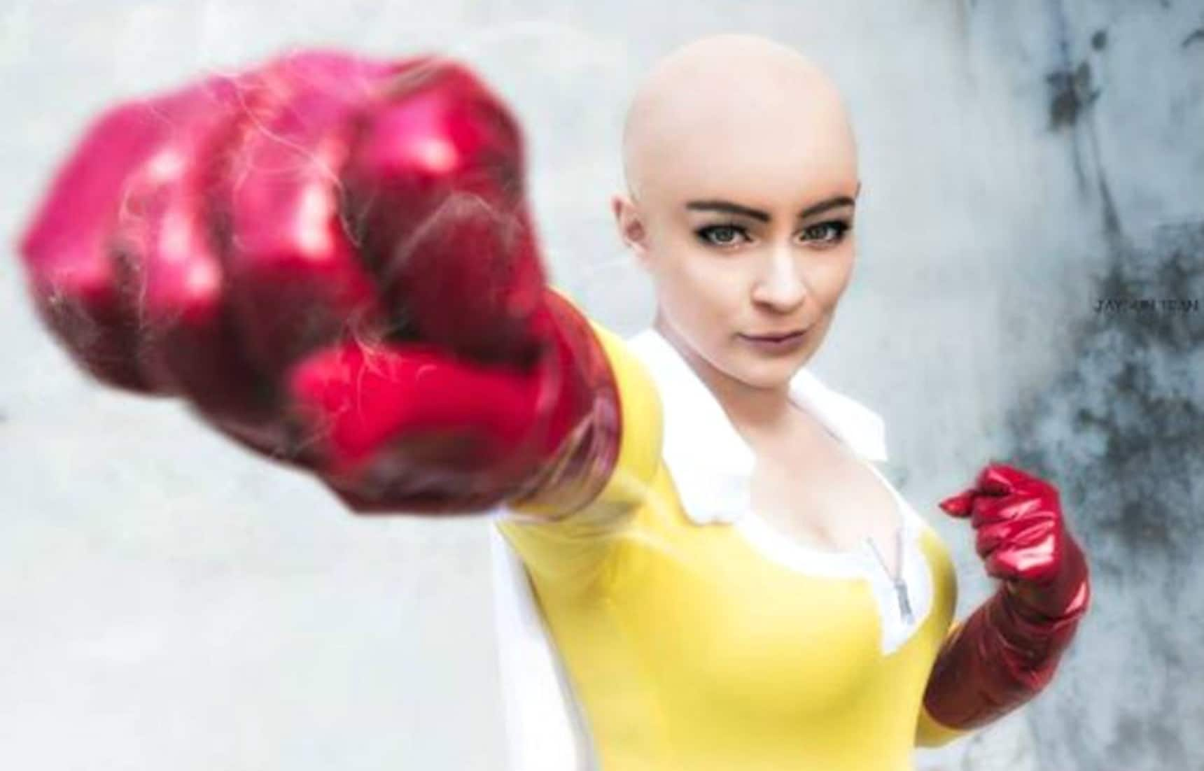Look Out for One Punch Woman!