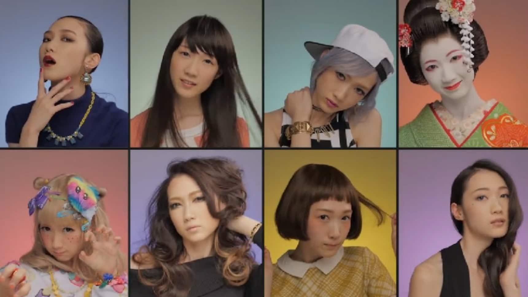 8 Models, 1 Secret