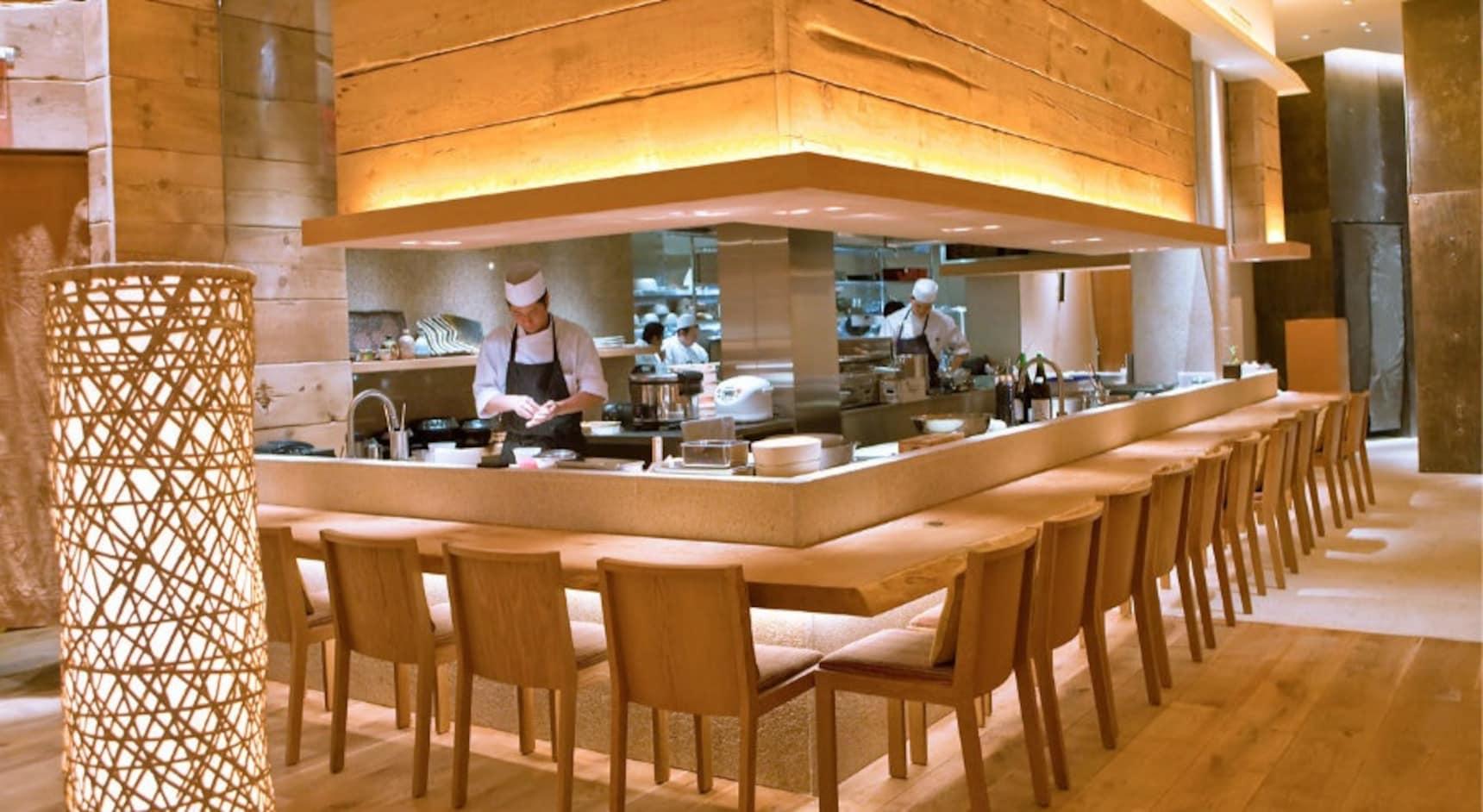 Michelin-Starred 'Kaiseki' Cuisine in New York