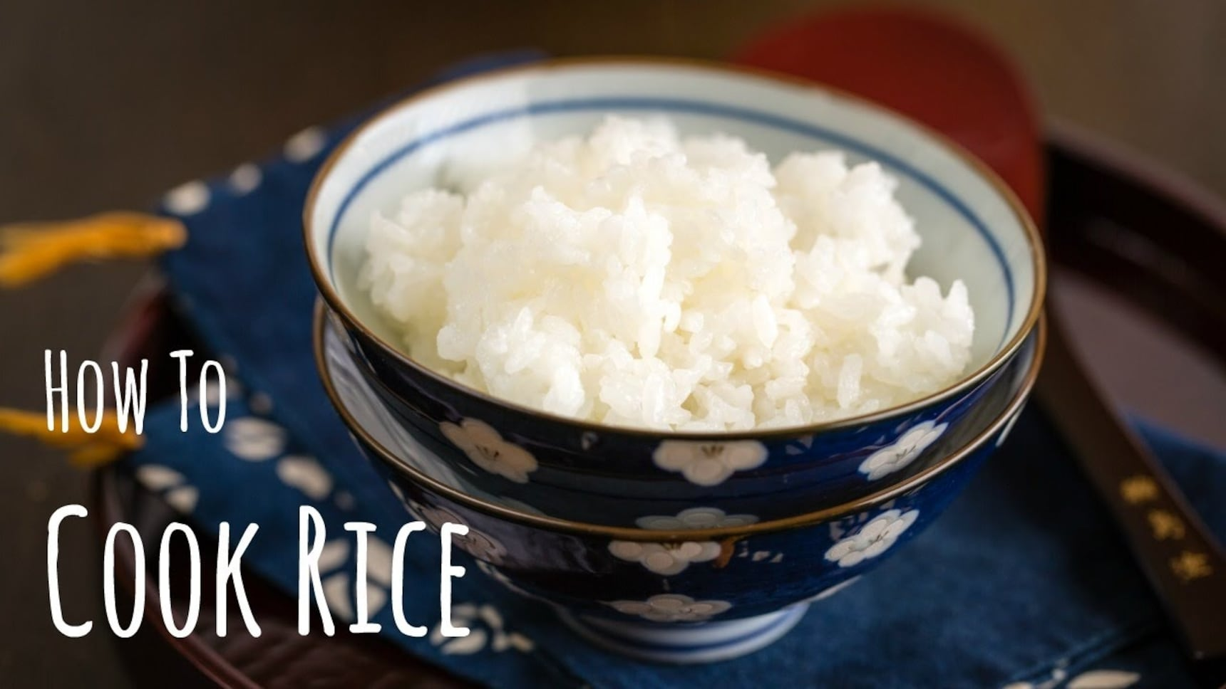 2 Ways to Cook Japanese Short-Grain Rice