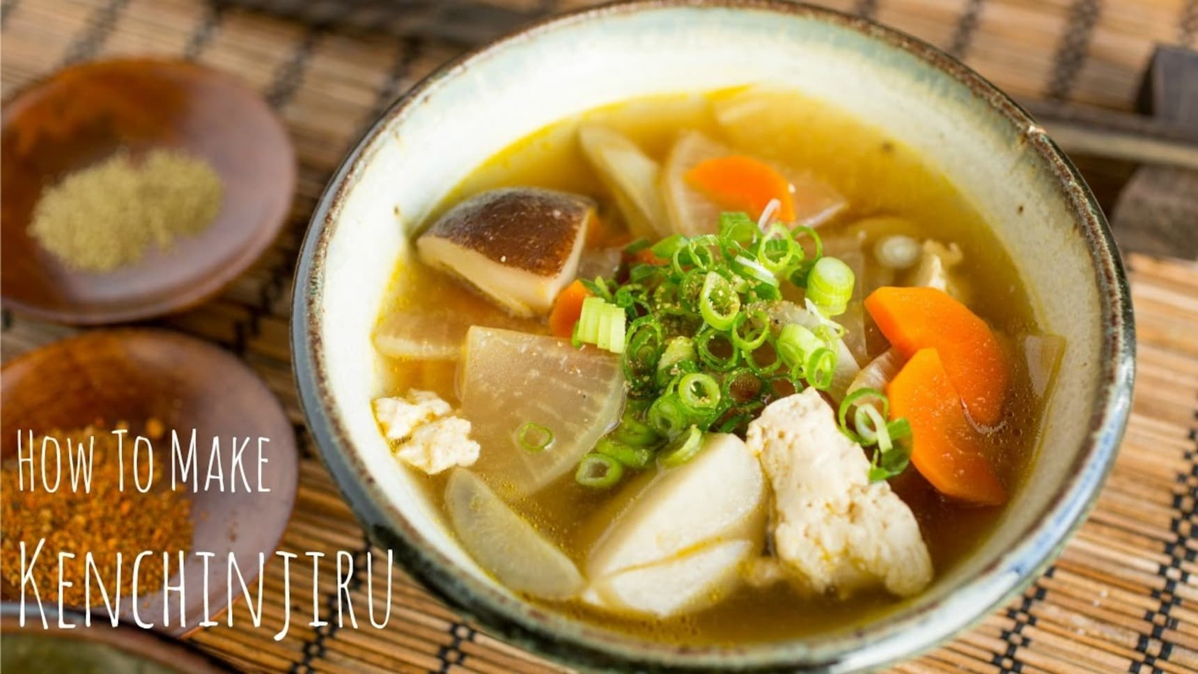 How to Make 4 Traditional Japanese Soups