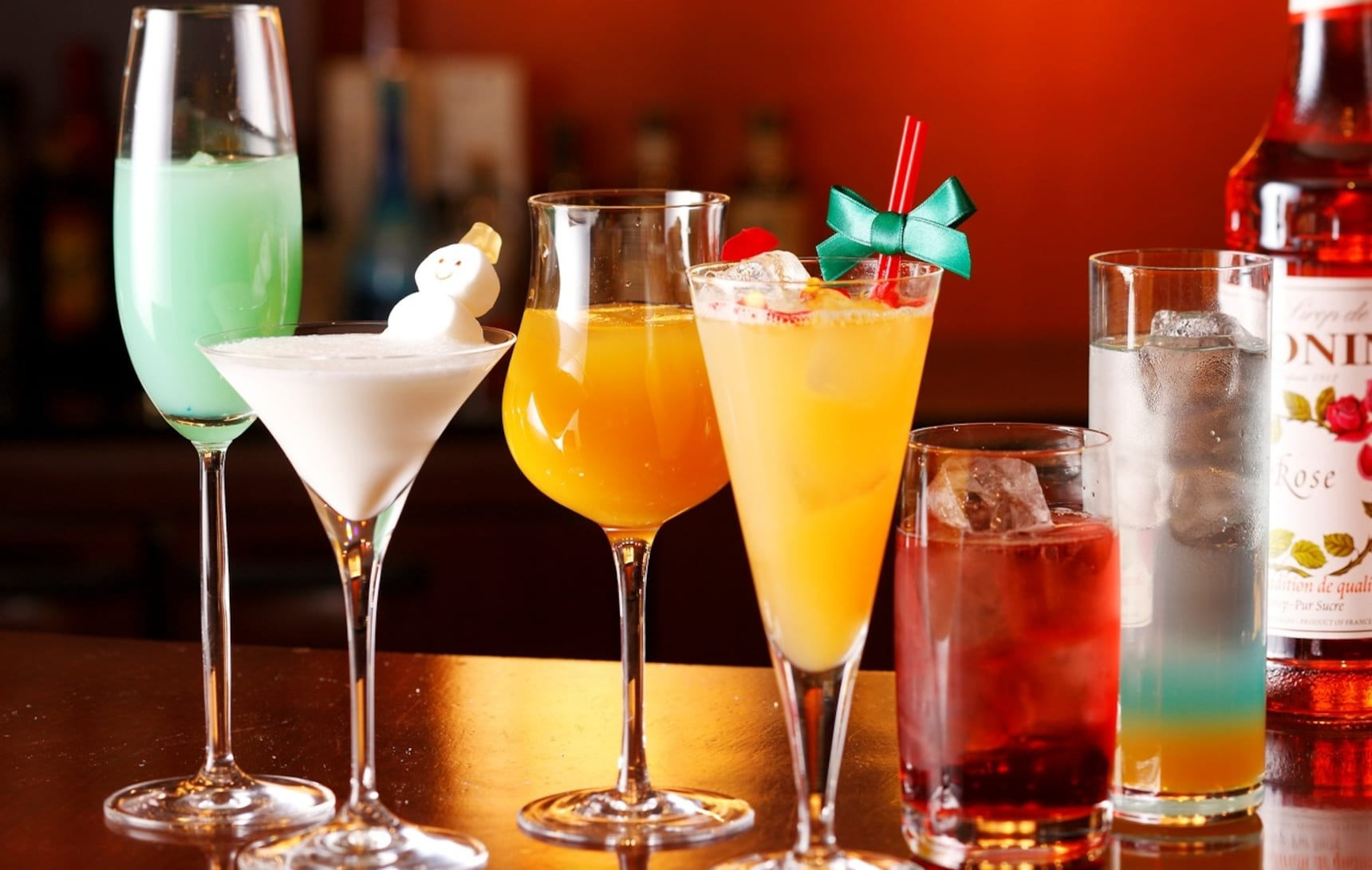4 39 alcoholic 39 beverages with 0 alcohol all about japan for Mixed alcoholic drinks list