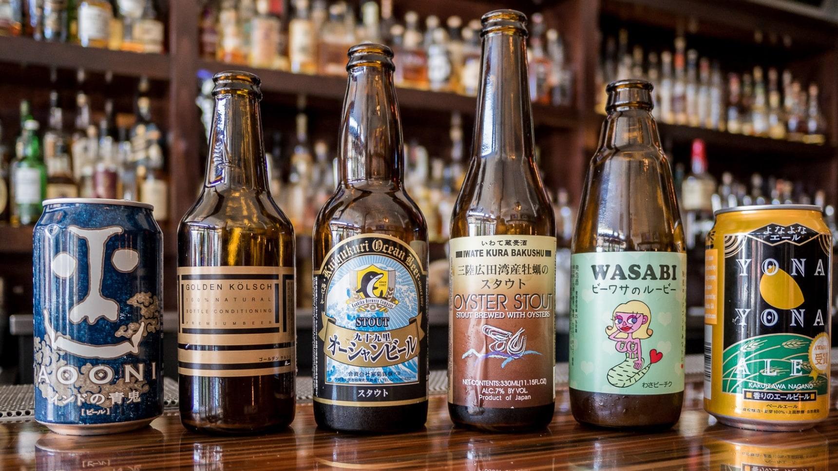 6 บาร์ Craft Beer ใน Tokyo