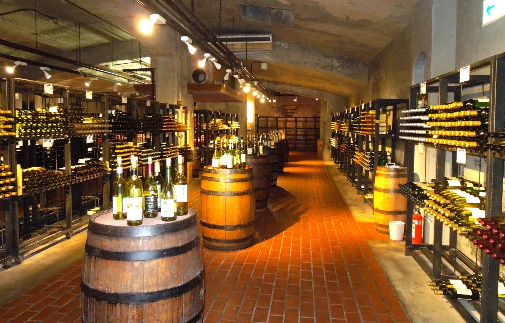 山梨的酒莊之旅!