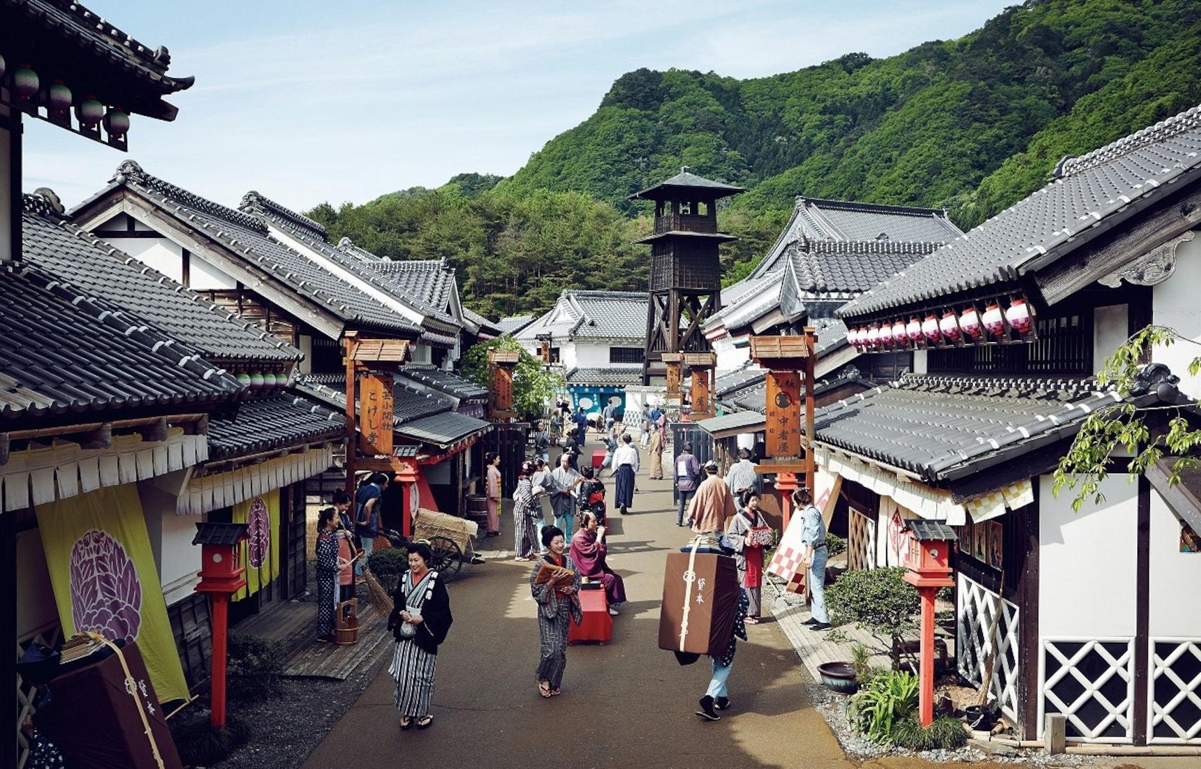 6 สวนสนุกนินจาทั่วญี่ปุ่น