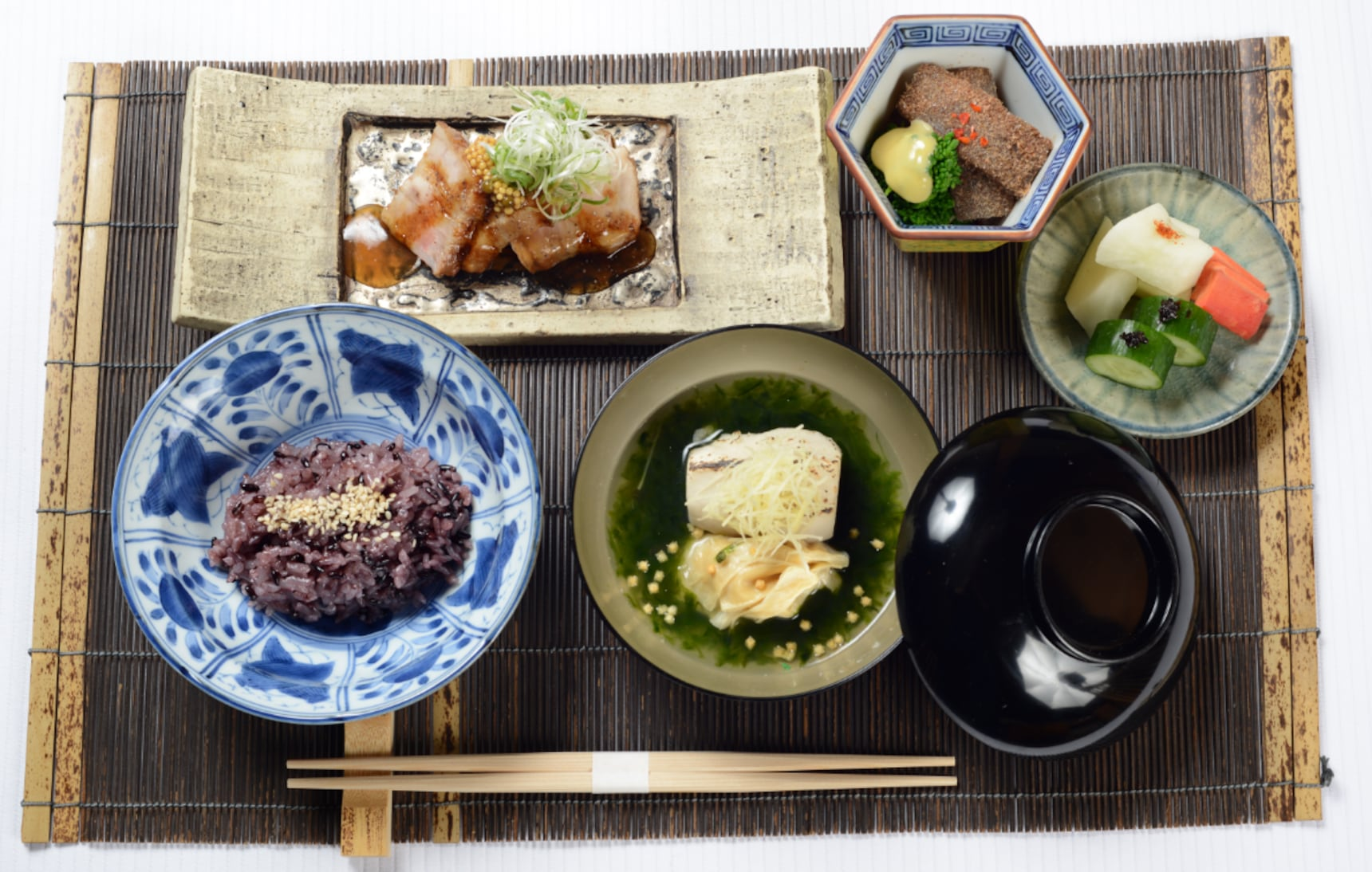 Discover the Balance of Japanese Cuisine