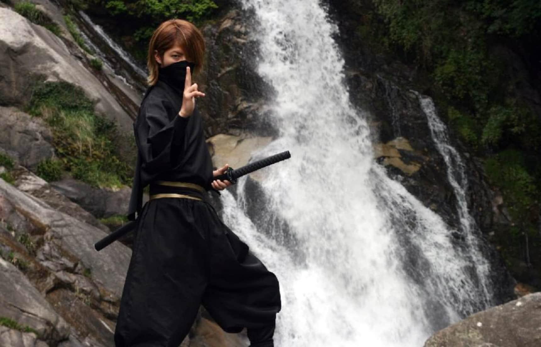 Sneak Back in Time to a Ninja Village