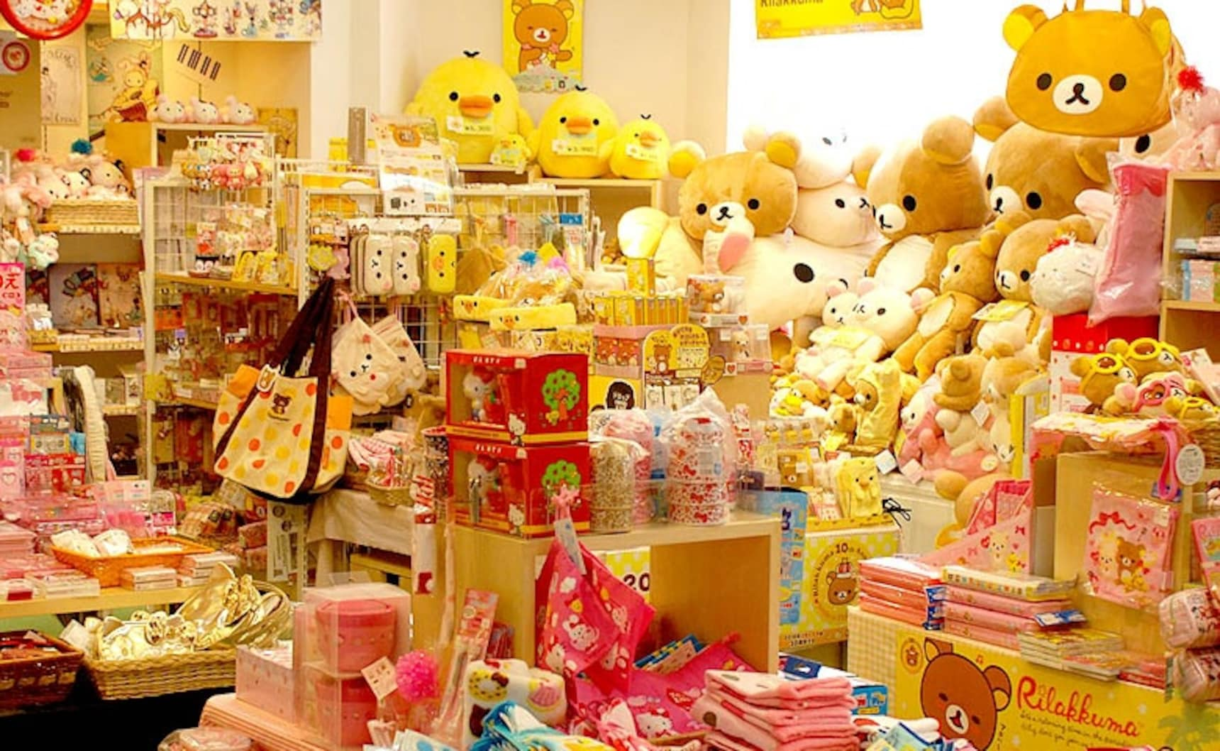 6 ร้านขายของเล่นเก๋ๆในละแวกโตเกียว