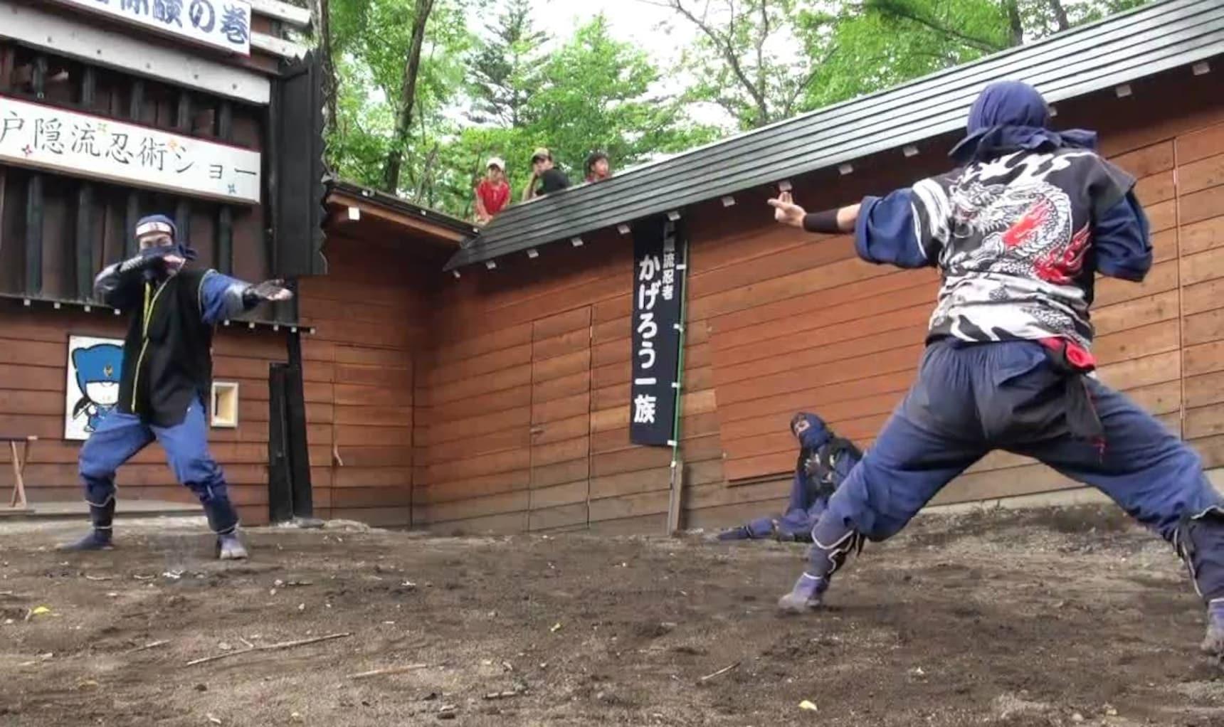 3 Ninja Spots in Nagano