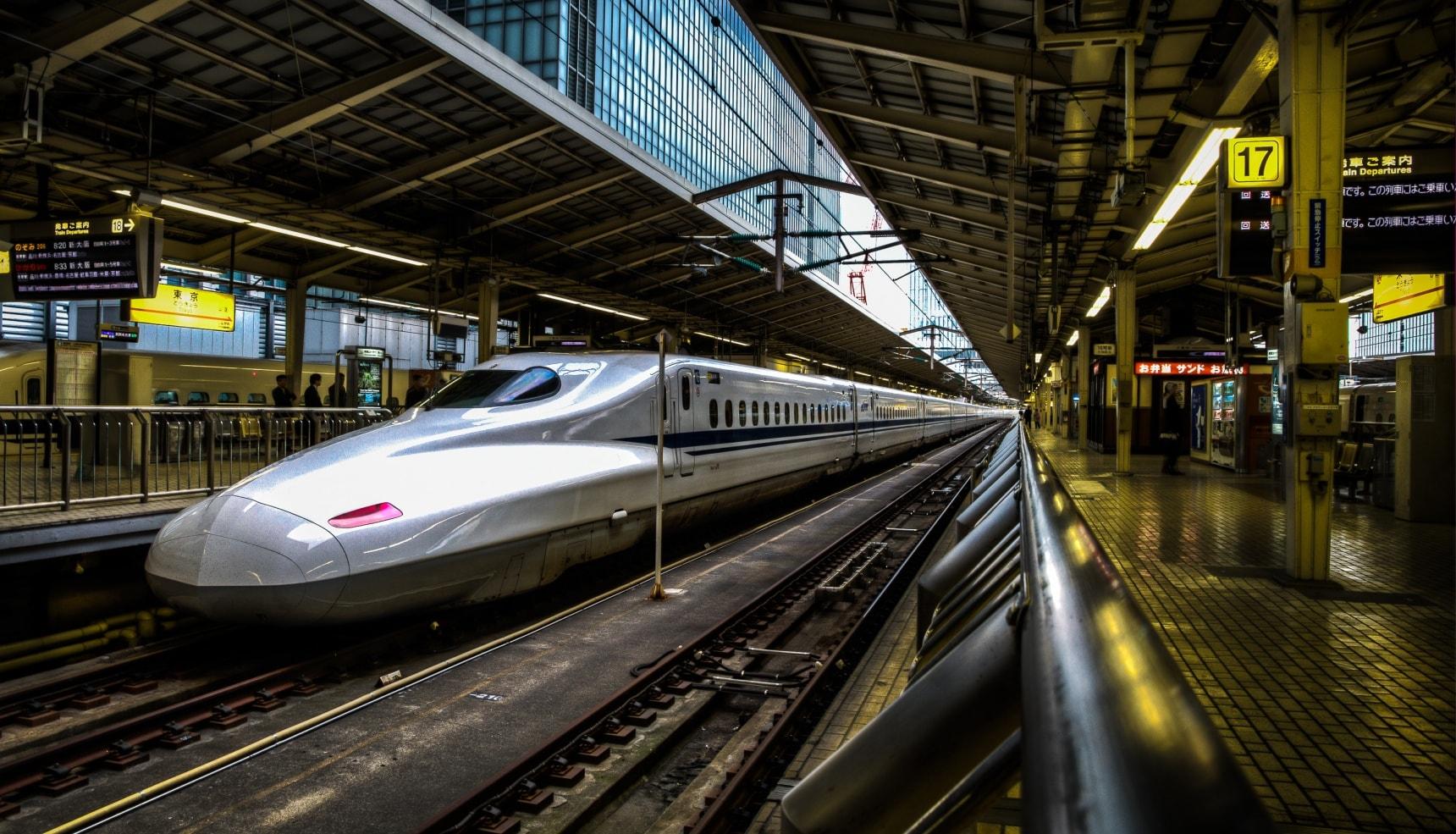 东京旅行基础攻略之电车篇
