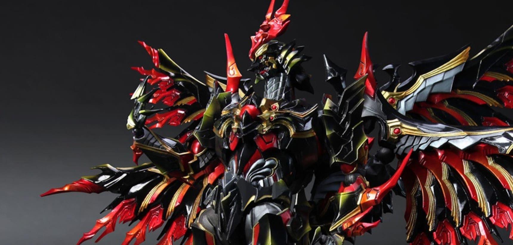 Top 10 Coolest Toys at Tokyo Otaku Mode