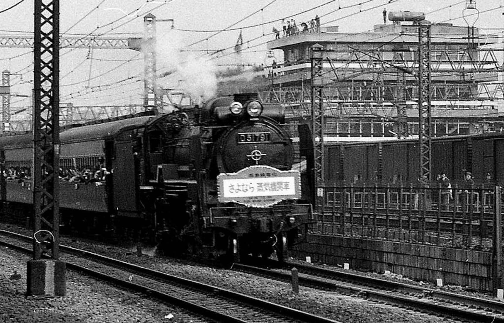 日本最早的电车以及电车线路