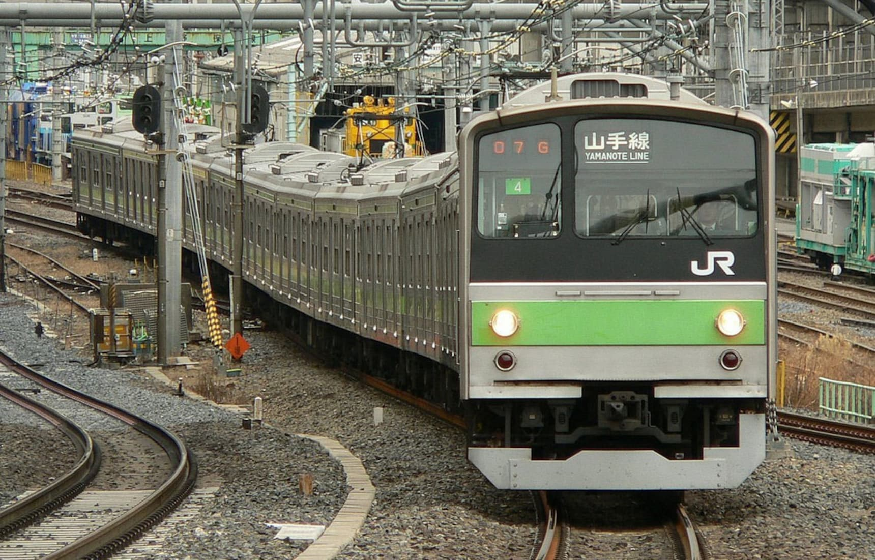 The Storied History of the Yamanote Line