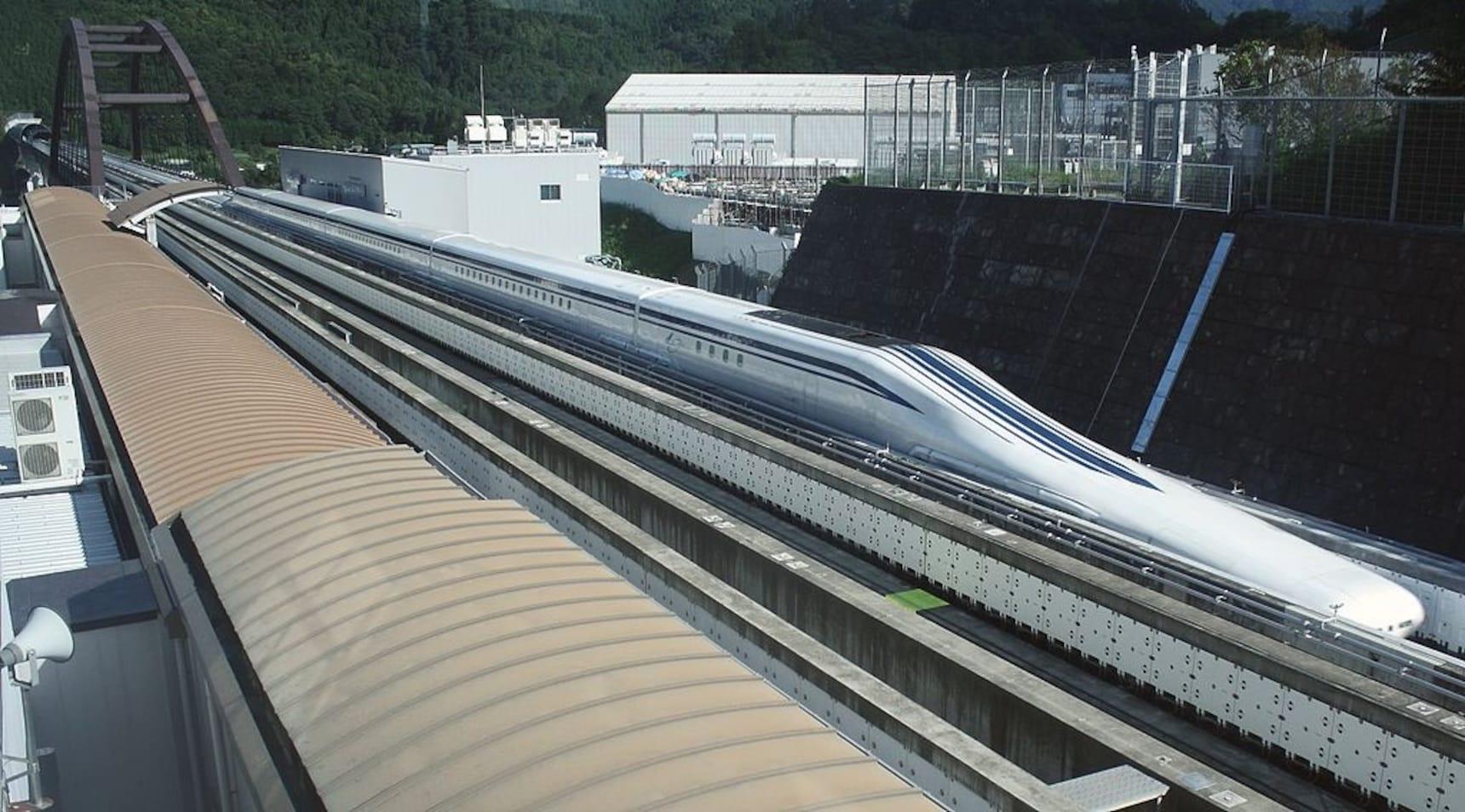 Japan's Magnificent Maglev