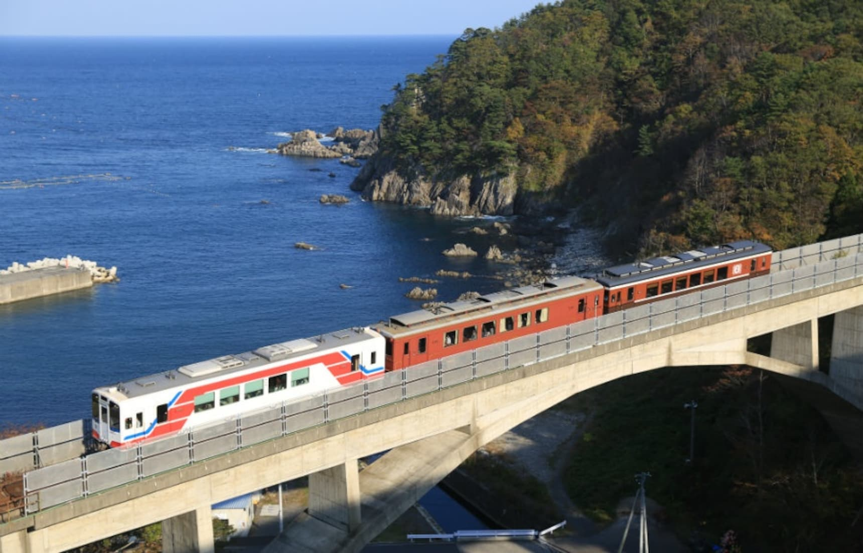 Putting a Vital Railway Back on Track