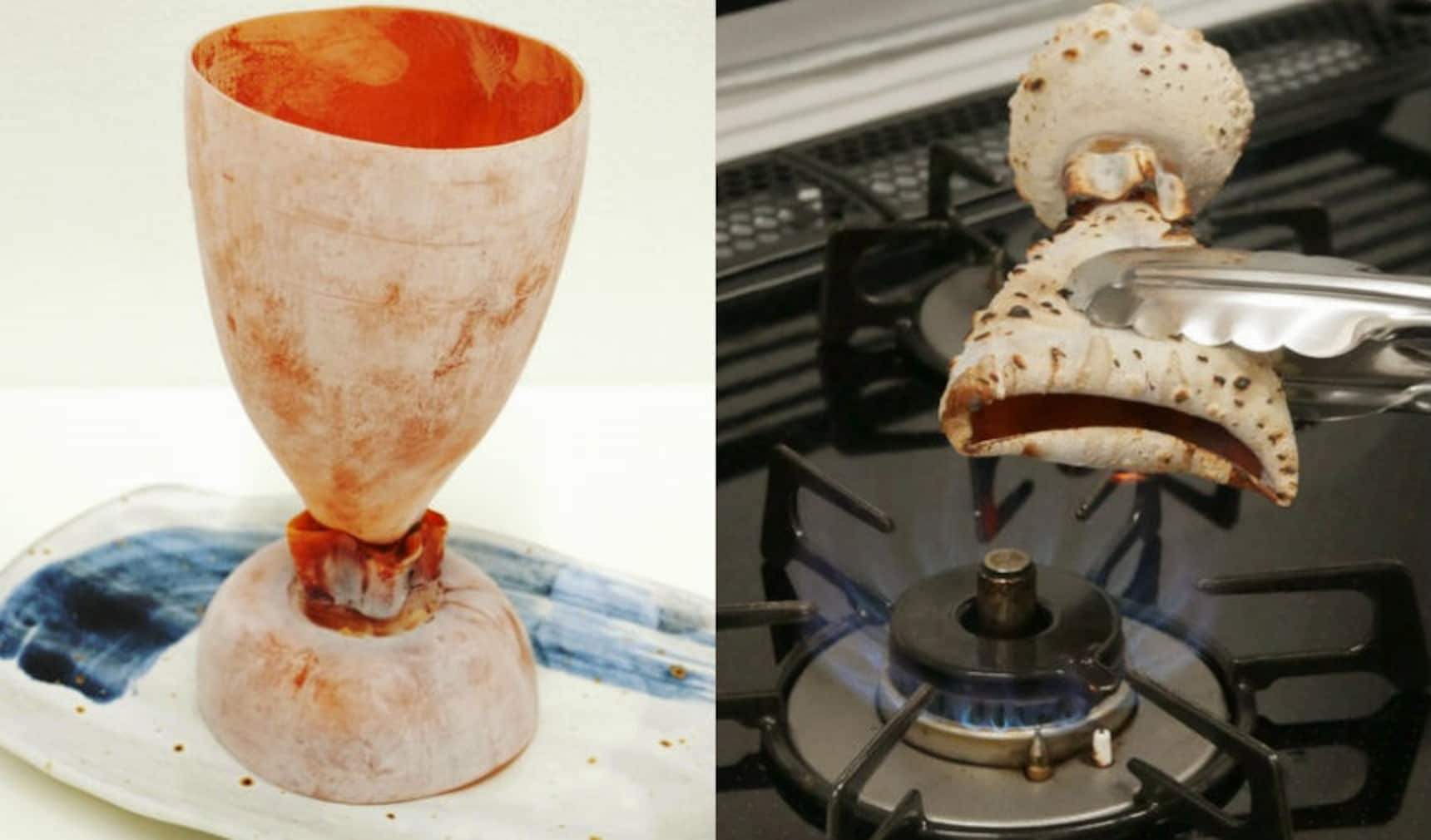 Want to Sip on Sake from a Squid Chalice?