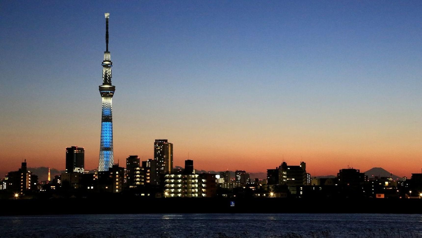 6 ของฝากน่าซื้อจาก Tokyo Sky Tree