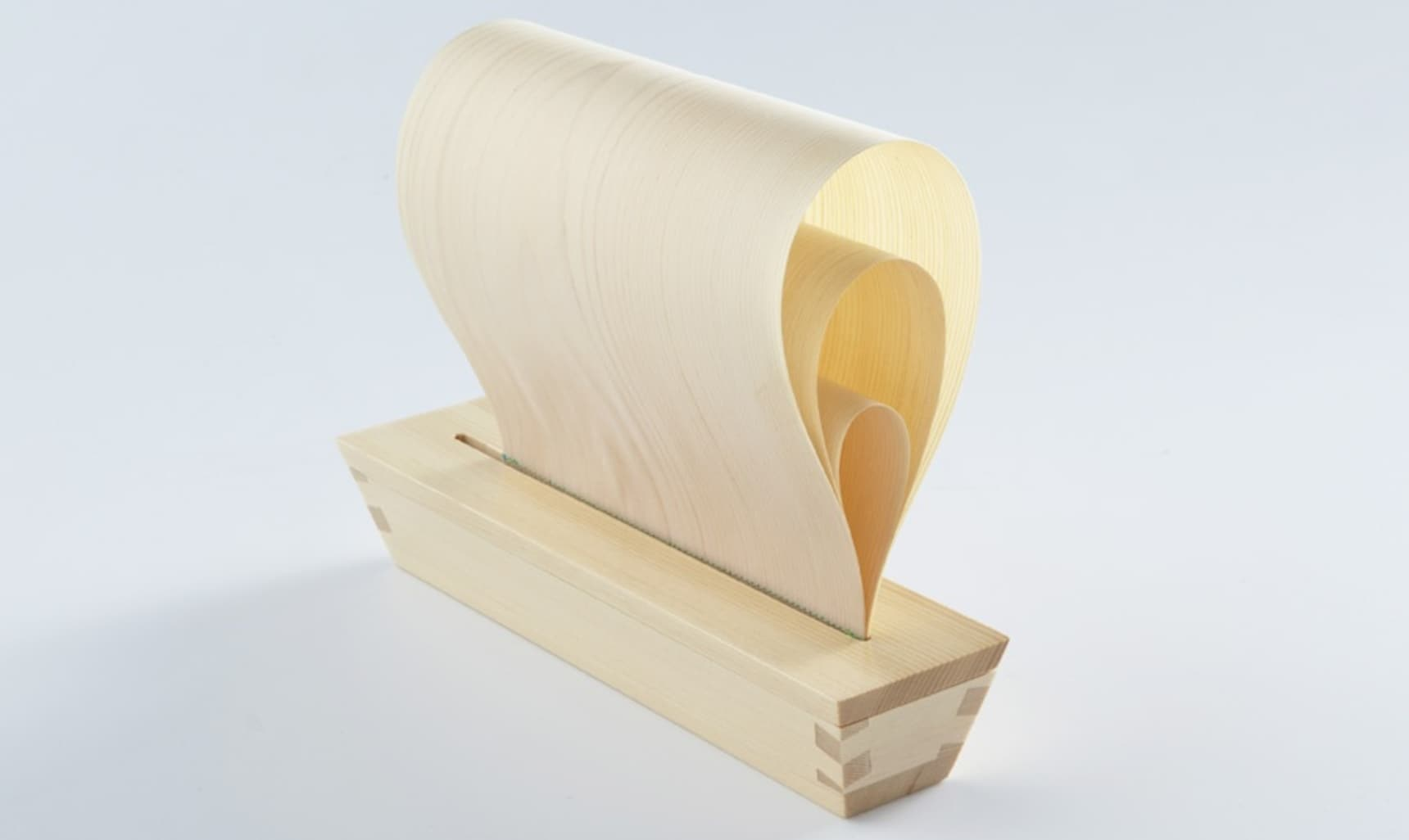 不费电的日式木质扬帆加湿器