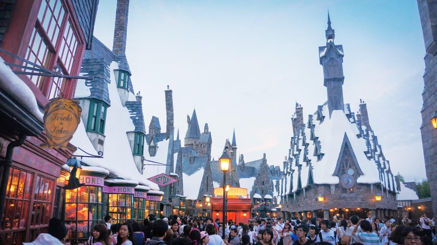 8 ของที่ระลึก Harry Potter มีใน USJ เท่านั้น