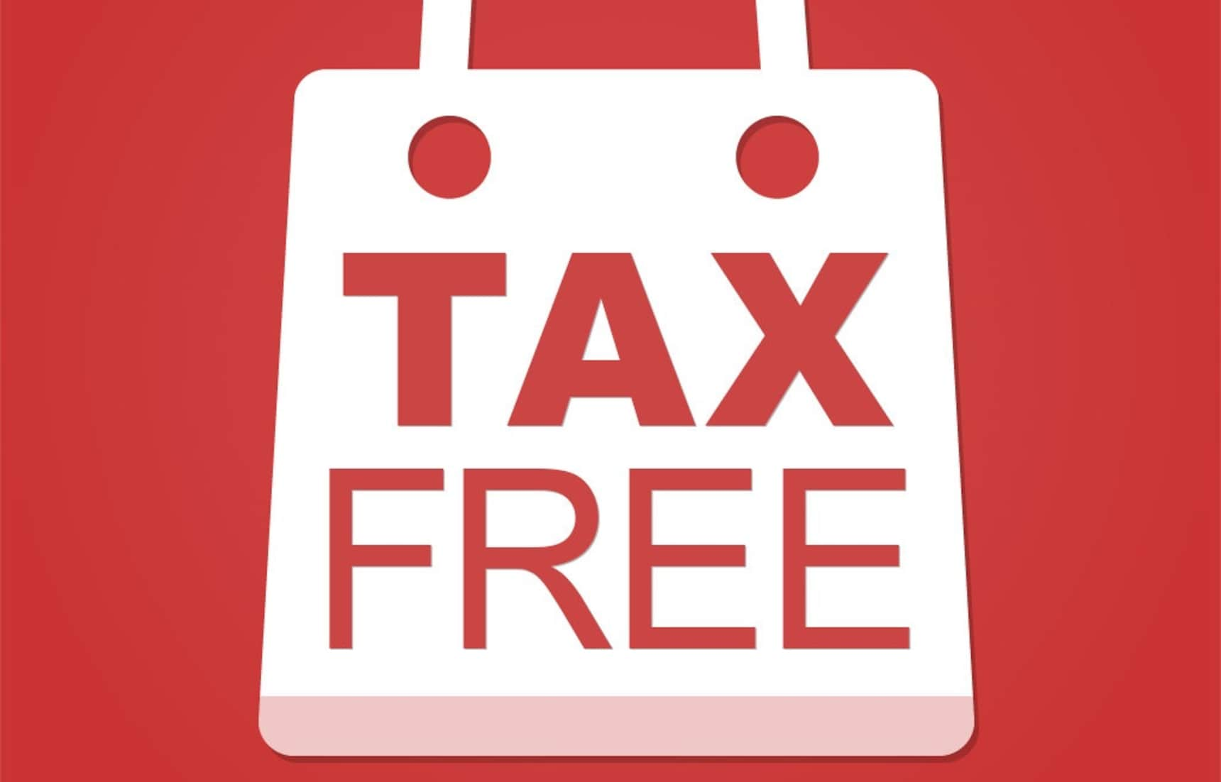 5 Tax-Free Shopping Facts