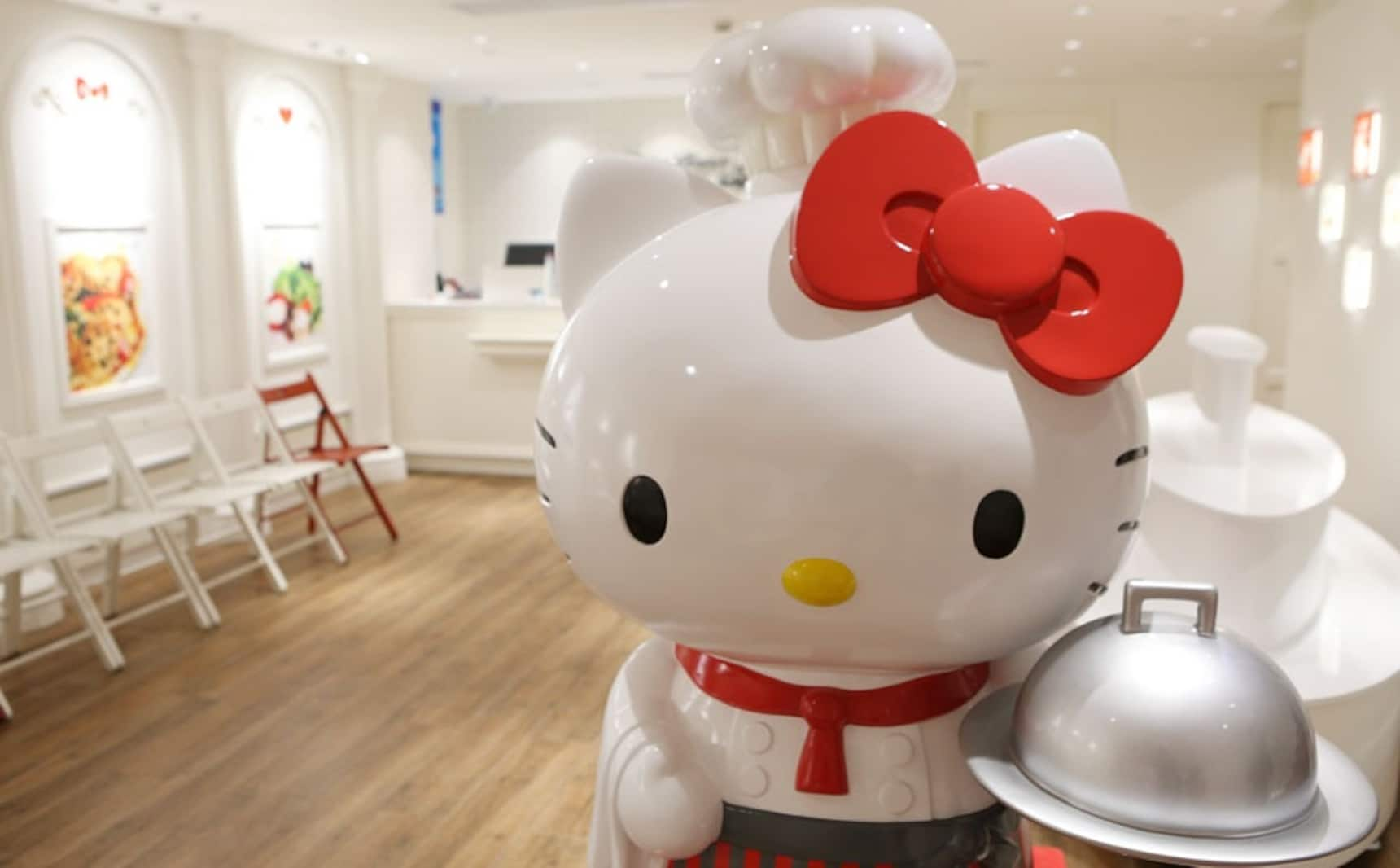 A New Kind of Kitty Café Opened in Shanghai