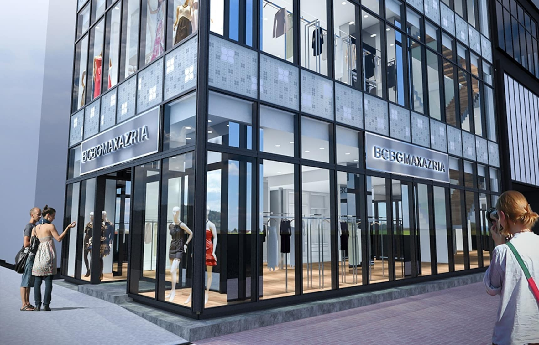 BCBGMAXAZRIA Ginza Flagship Opening Reception