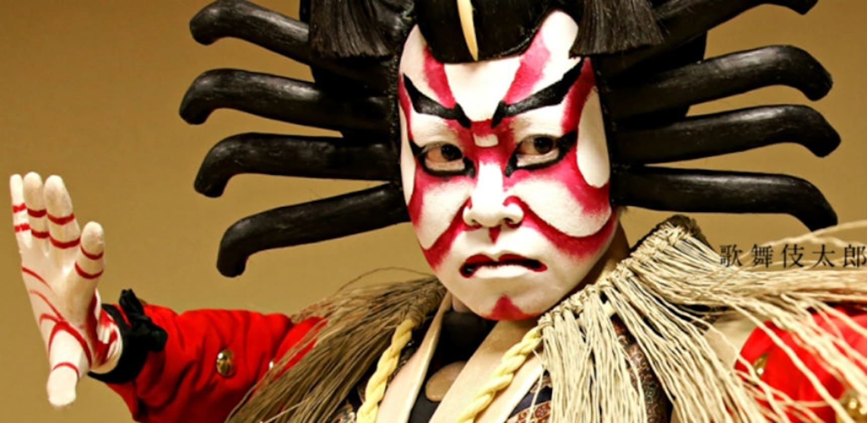 You Too Can Become a Kabuki Star!
