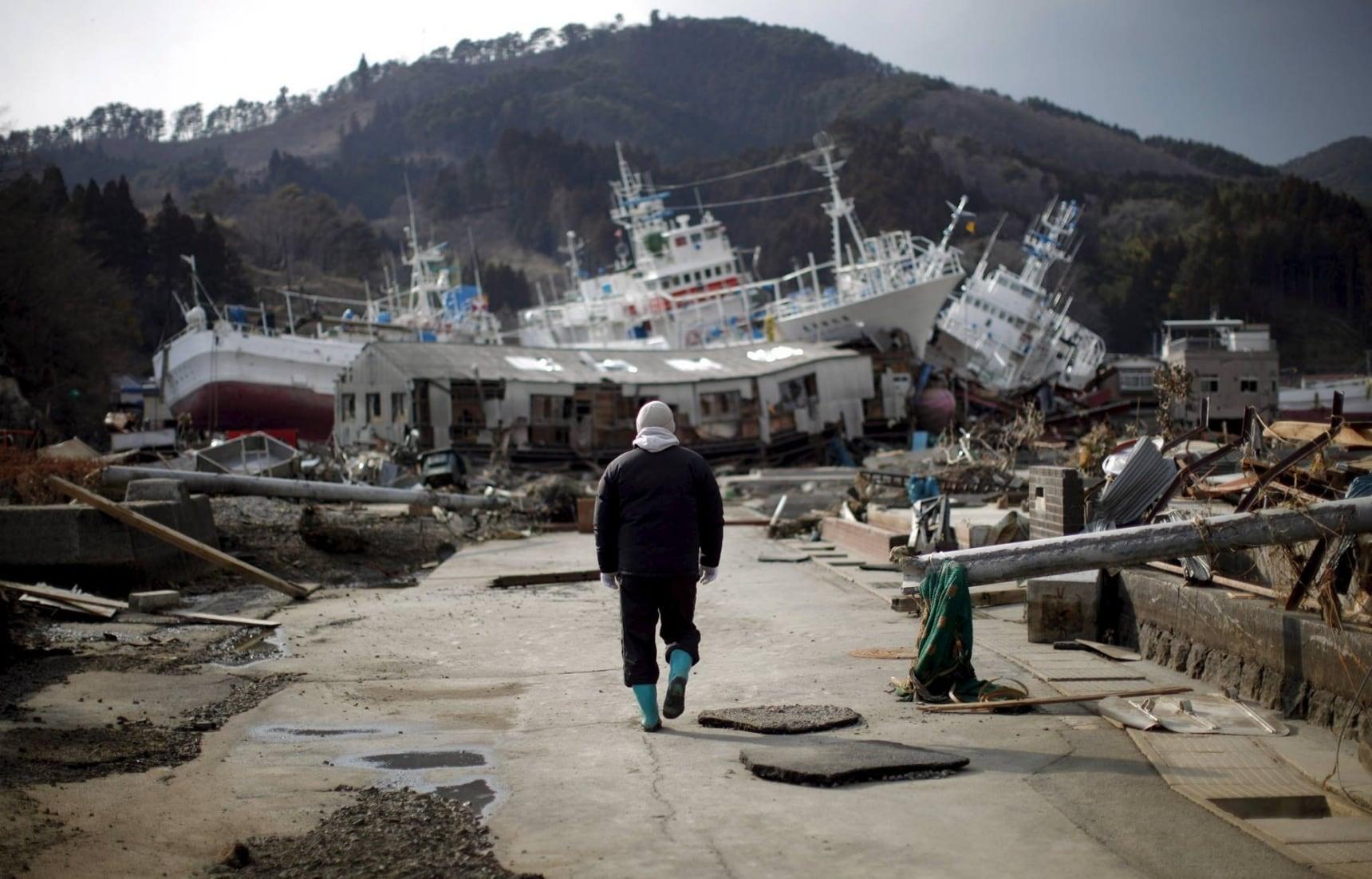 日本初體驗之地震篇