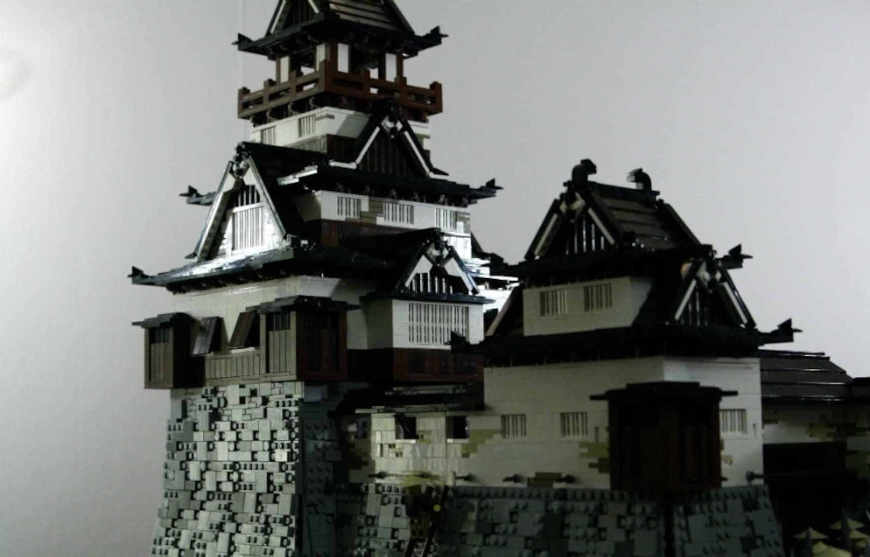7款超赞的乐高城堡