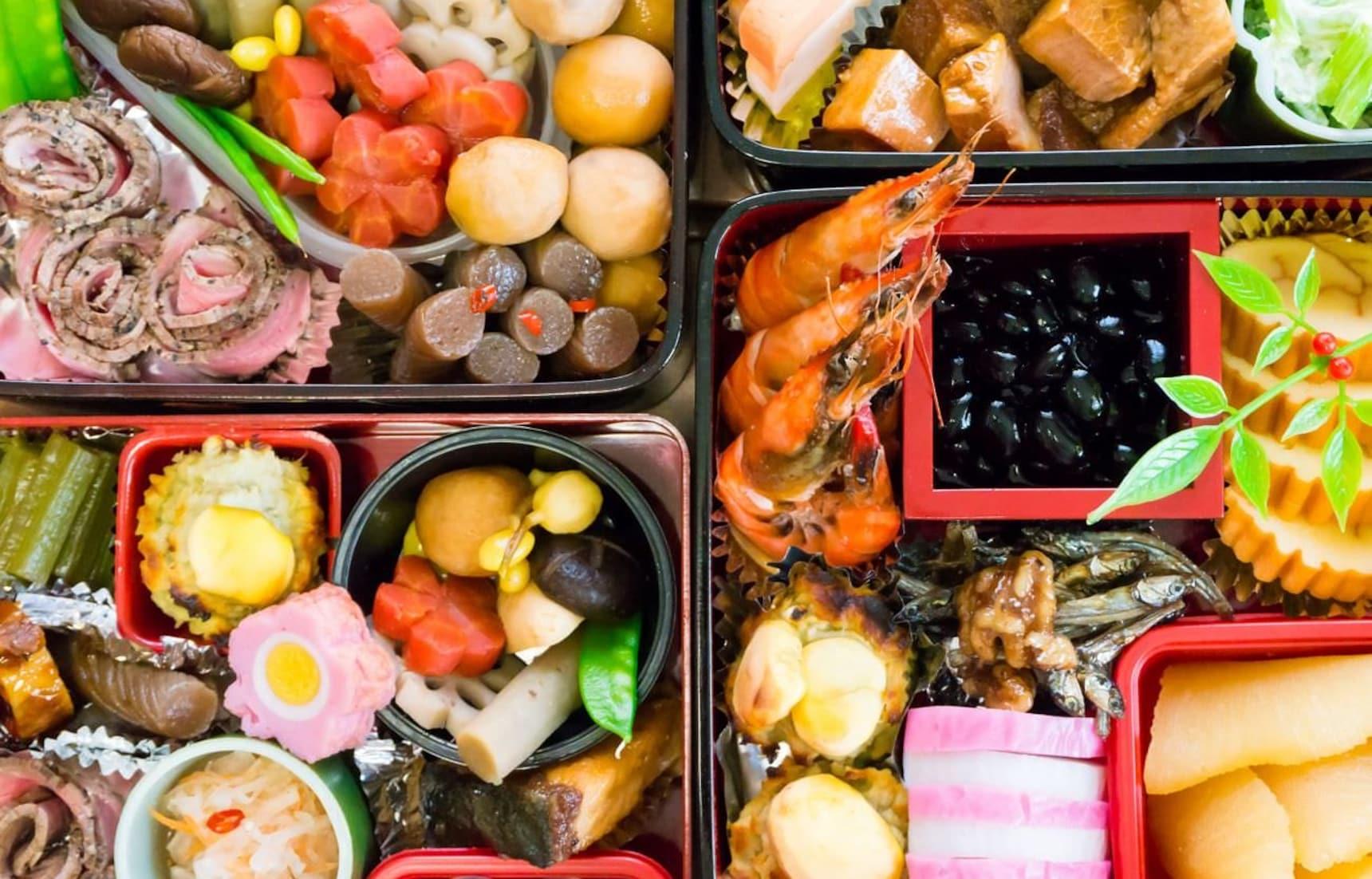 일본의 정월요리「오세치 요리」란 어떤 것인가?