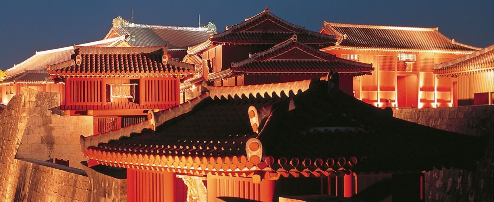 多文化的交匯點——沖繩5城一瞥