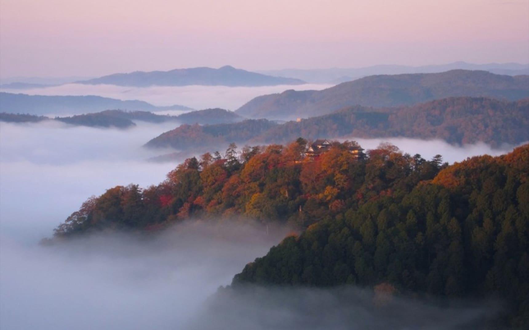 Japan's 3 Great Mountain Castles
