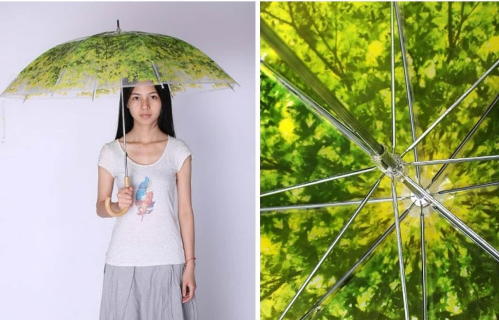 Seek Shelter Under this 'Foliage Umbrella'