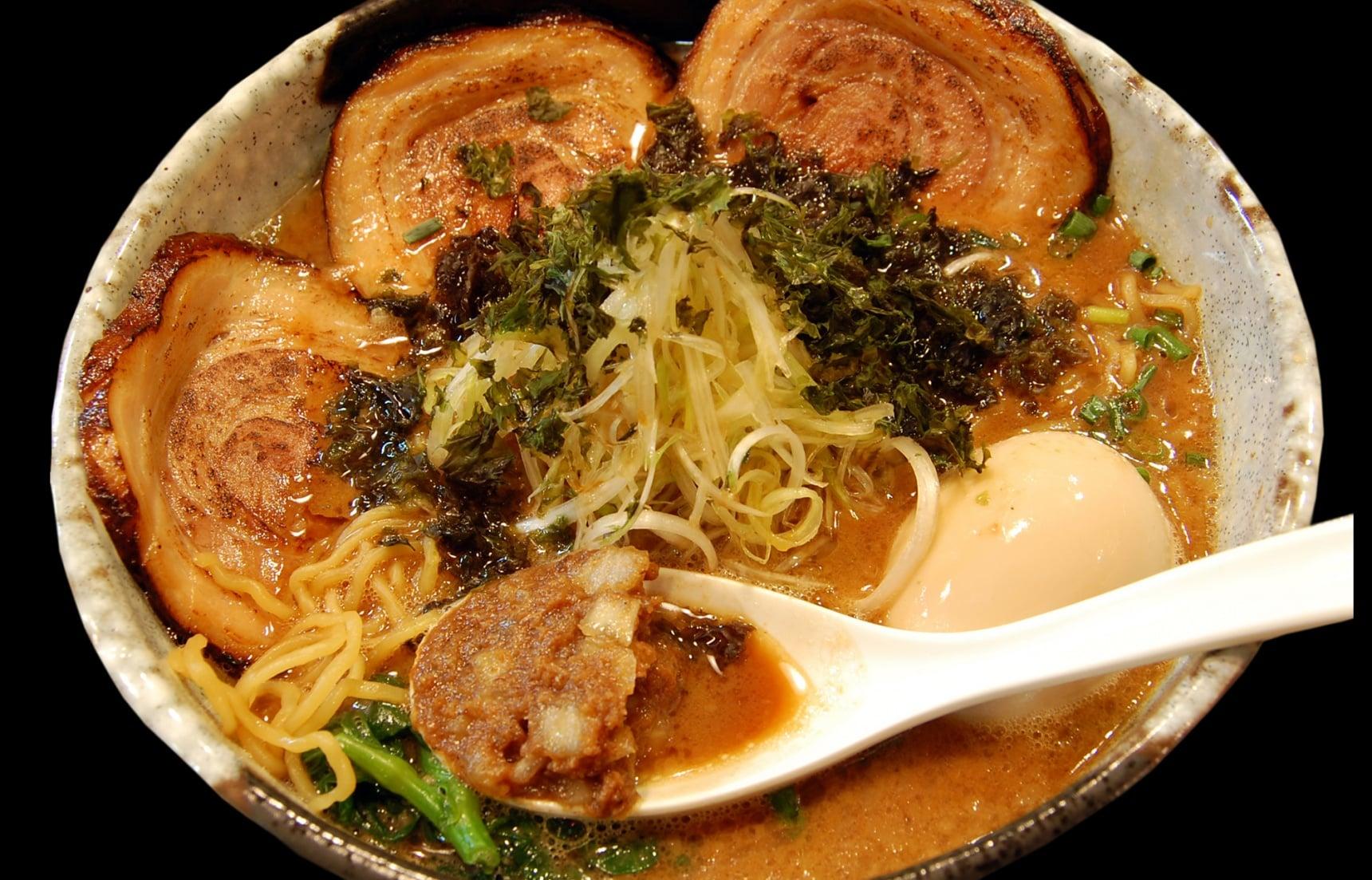 5 อันดับราเม็งคนจริงในโตเกียว