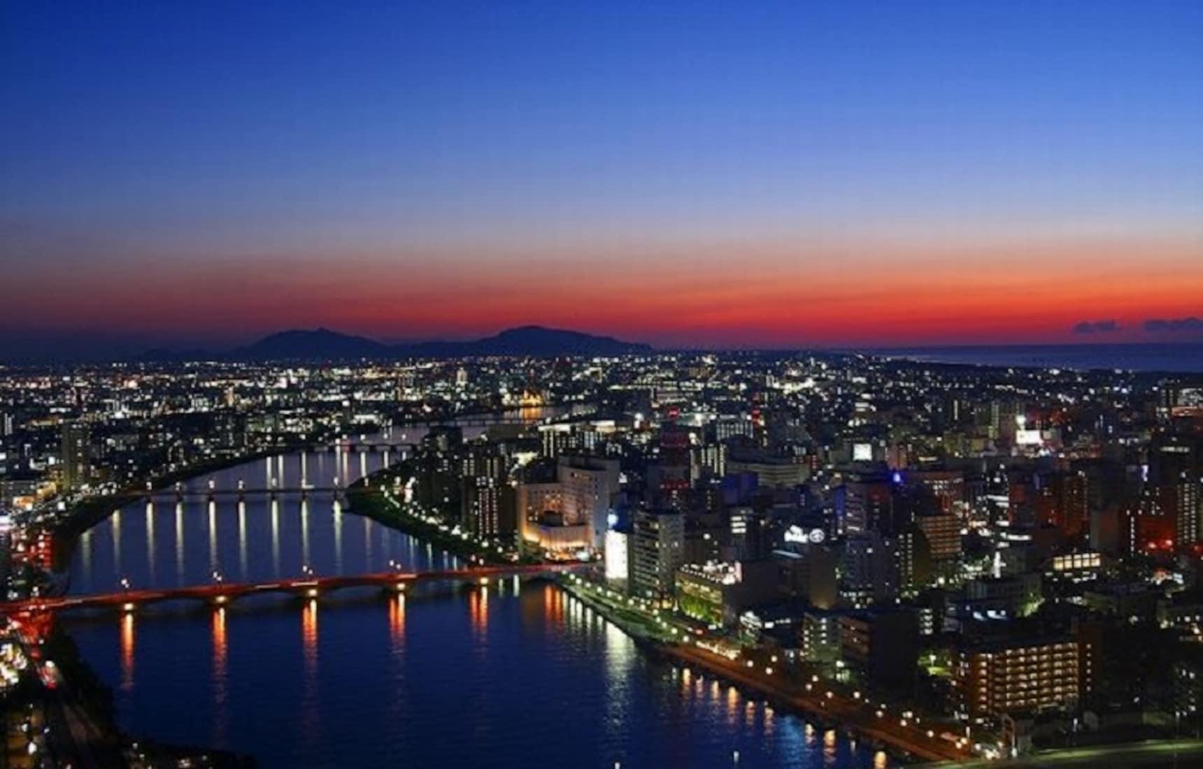 Niigata: The 'Ricebasket' of Japan