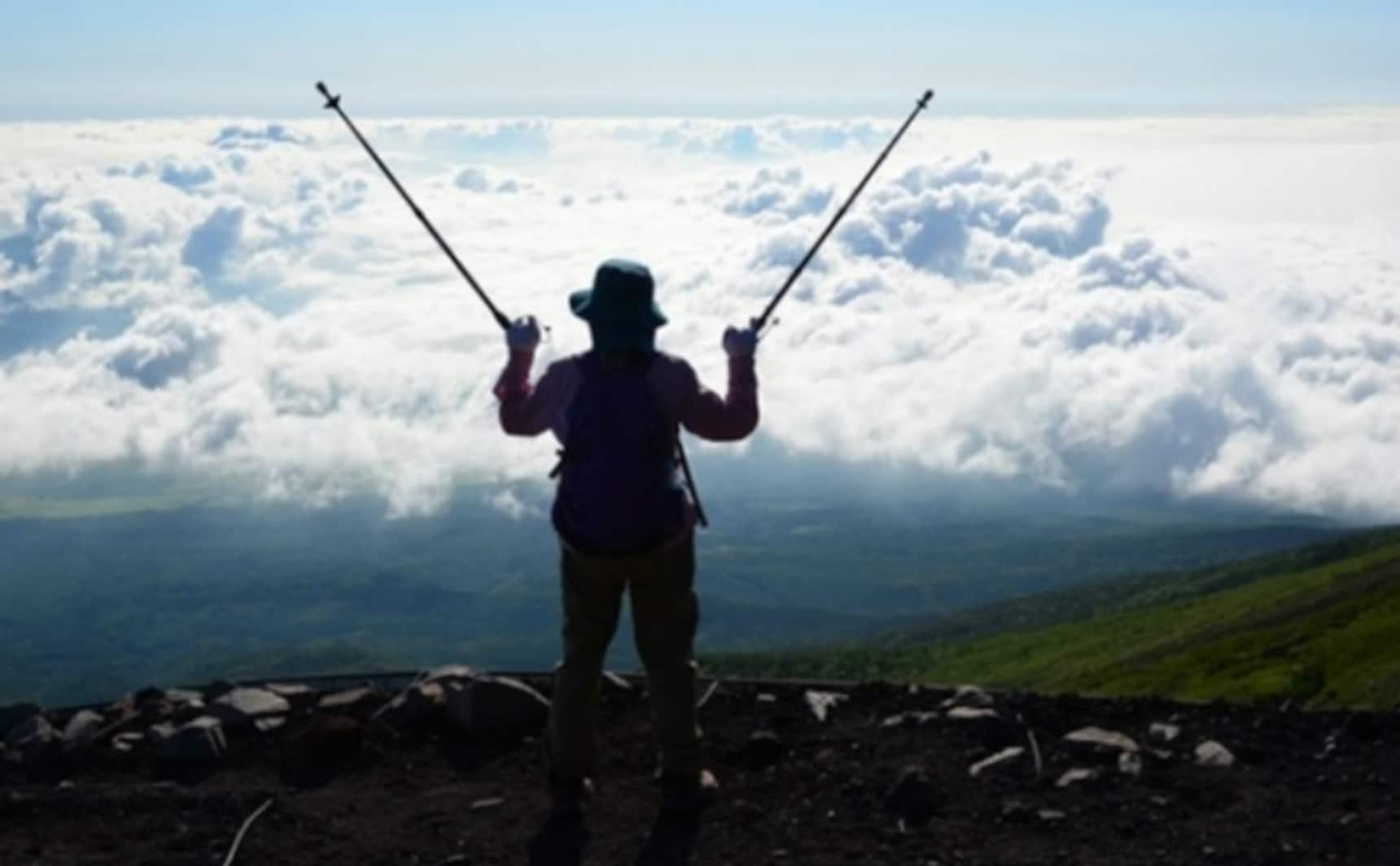 Guided Mount Fuji Climbing Tour in English
